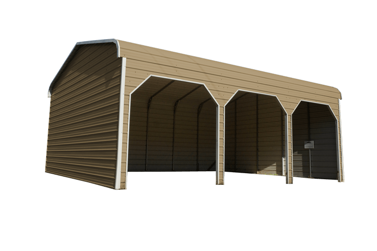 Tan Portable Carport : Tan archives r b portable solutions